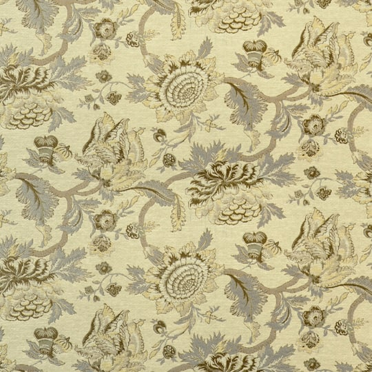 Buy The Essential Living Surrey Cream Home Décor Fabric At
