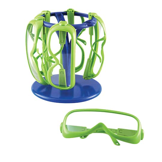 c11124d02535 Learning Resouces® Primary Science Safety Glasses with Stand