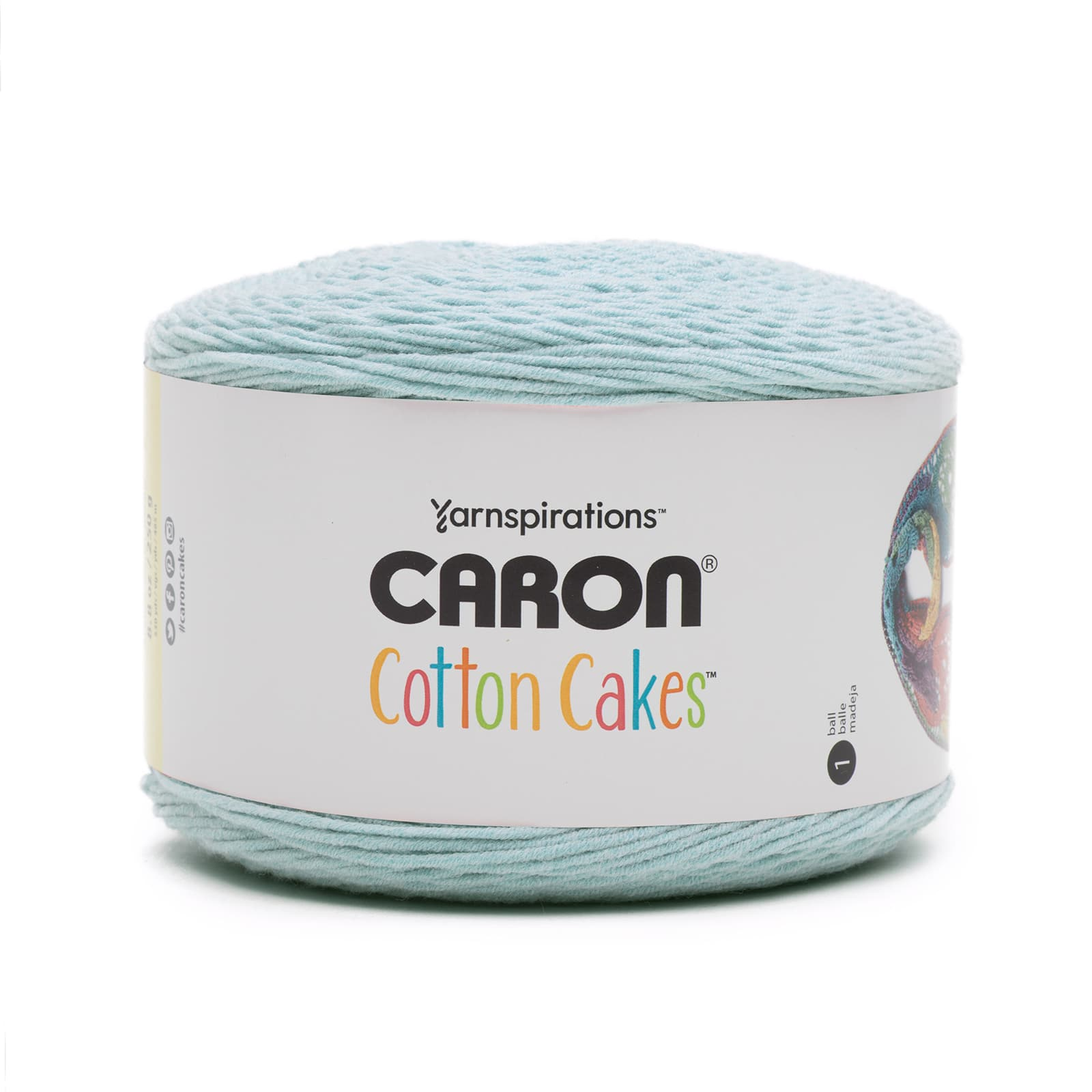 Caron® Cotton Cakes™ Yarn