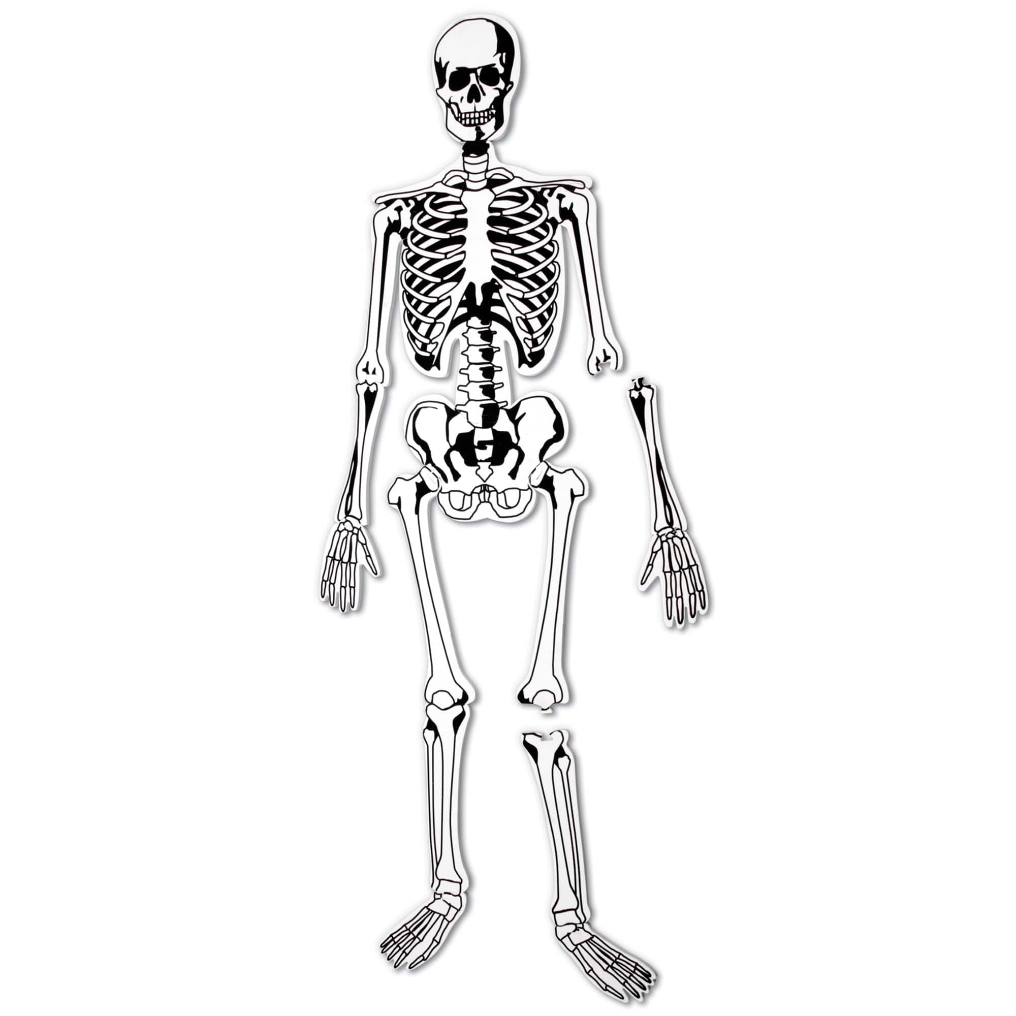 Shop for the Learning Resources® Skeleton Floor Puzzle at
