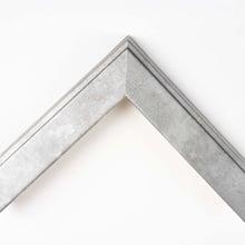 Moonlight Silver Bevel Custom Frame