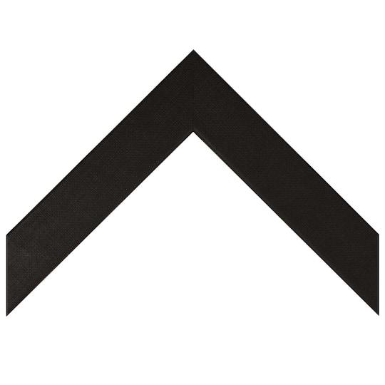 Textured Black Wrap Custom Frame