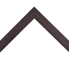 Flat Brown Custom Frame
