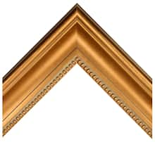 Broken Gold/Grey Lines Custom Frame