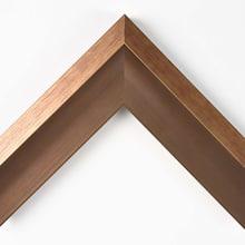 Two Toned Gold Custom Frame