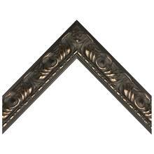 Oiled Bronze Ornate Swan Custom Frame