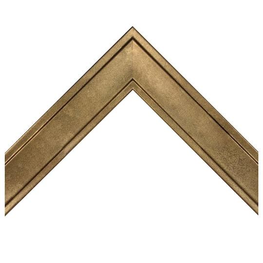 Misty Moonlight Gold Custom Frame