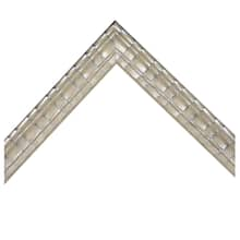 Silver Leaf Rattan Custom Frame