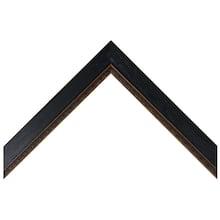 Black Dashed Line Custom Frame