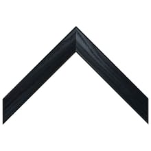 Black Shadowbox Custom Frame