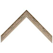 Renaissance Silver Leaf Custom Frame