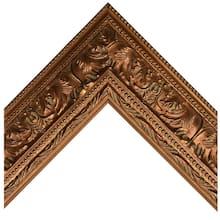 Greek Antique Gold Custom Frame