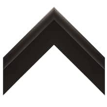 Large Black Floater Custom Frame