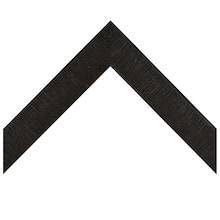Black Drizzled Metal Custom Frame
