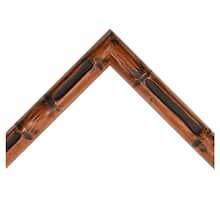 Mahogany Bamboo Custom Frame
