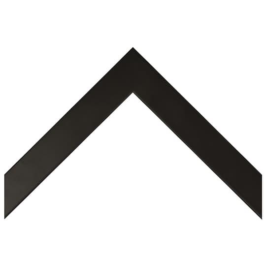 Flat Matte Black Custom Frame