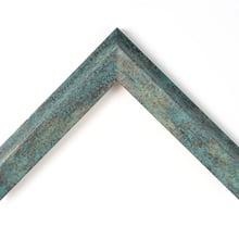 Copper Patina Custome Frame