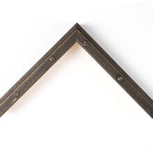 Aged Gold Enhancer Custome Frame