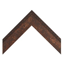 Oil Rubbed Bronze Rivets Custom Frame