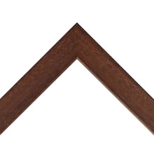 Natural Walnut Shadowbox Custom Frame