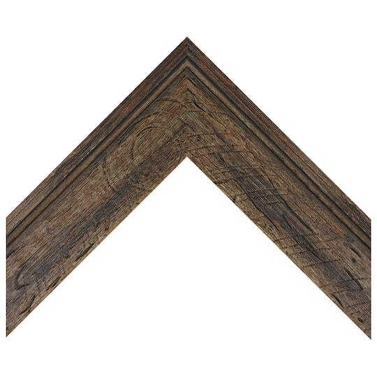 Weathered Bark Custom Frame