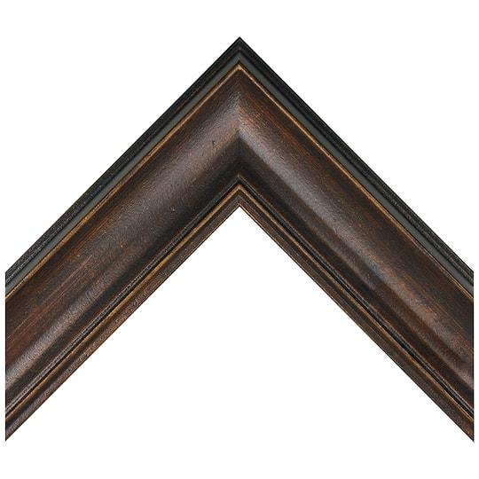 Medium Foiled Bronze Custom Frame