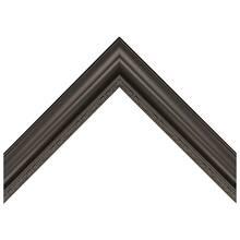 Narrow Black With Compo Lip Custom Frame