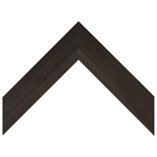 Matte Charcoal Bevel Lip Custom Frame