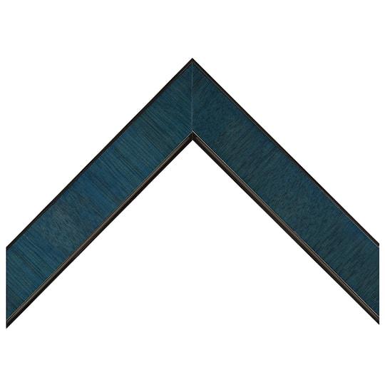 Blue Cross Grain Custom Frame
