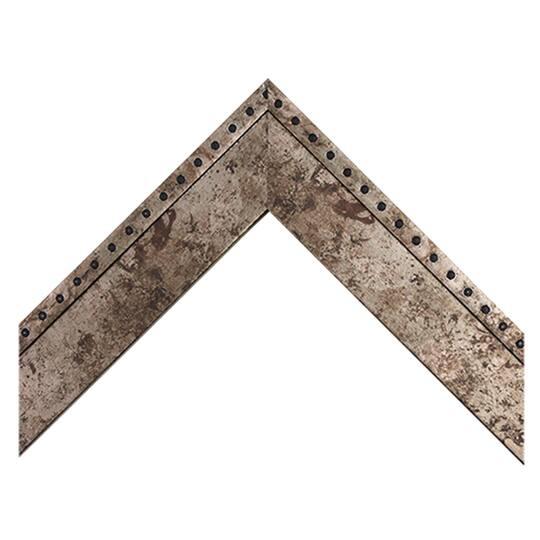 Steel Rivets Custom Frame
