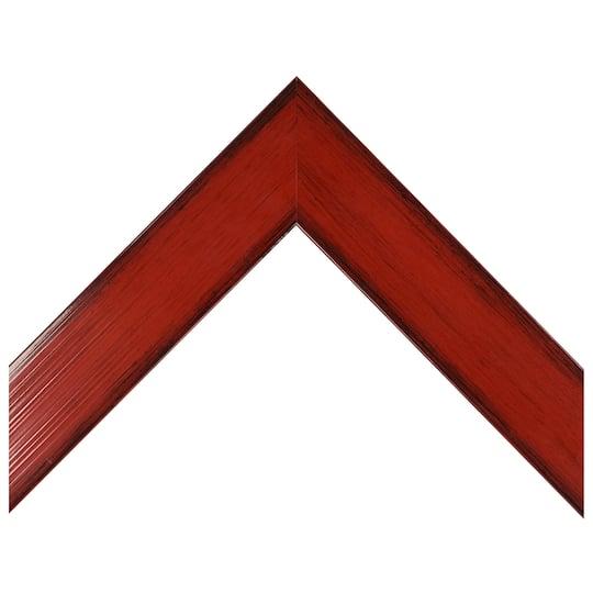 High Gloss Red Custom Frame
