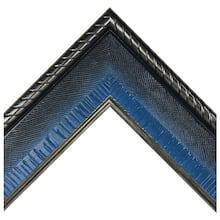 Blue Jean Texture Custom Frame
