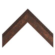 Oil Rubbed Bronze Rivets Custom Frame
