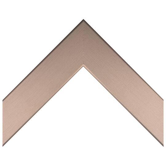 Flat Retro Bronze Custom Frame
