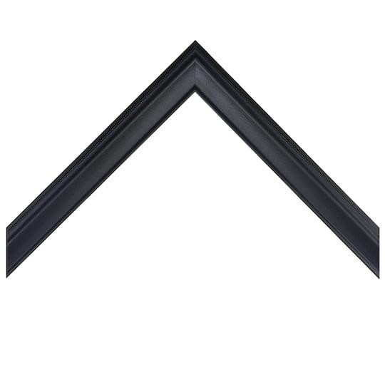 Thin Swan Black Custom Frame