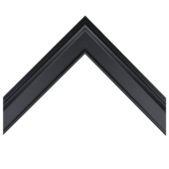 Plein Air Black Custom Frame