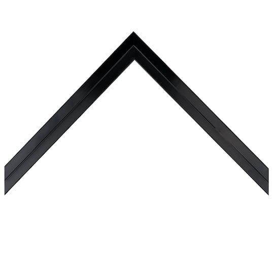 Anodic Black Metal Custom Frame
