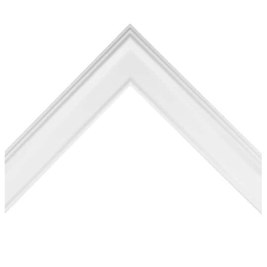 Plein Air White Custom Frame