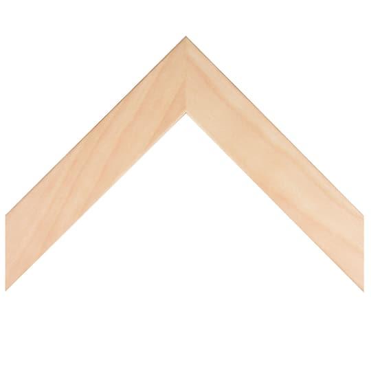 Flat Light Maple Custom Frame